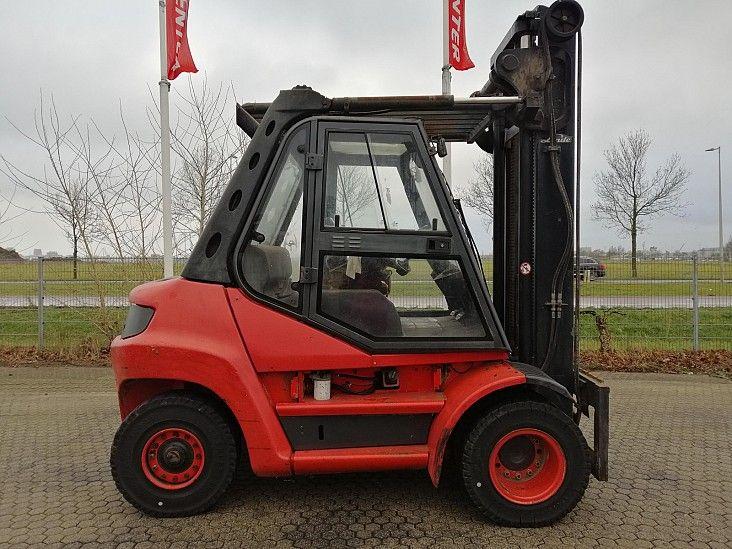 Linde H80D-01 8000 kg