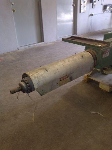 Van Dorn 200 RS 14 F, Injection Molding 200 Ton