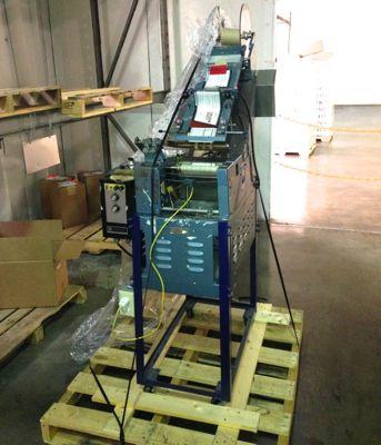 Labelette 11A Semi Automatic Pressure Sensitive Labeler