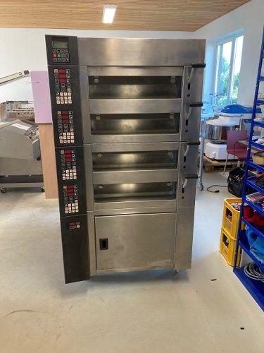 Wachtel Quail Piccolo I-4 pastry oven