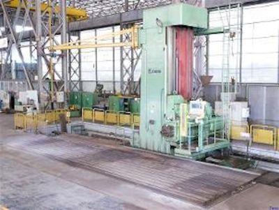 Skoda W 160 CNC 160 mm 1200 rpm