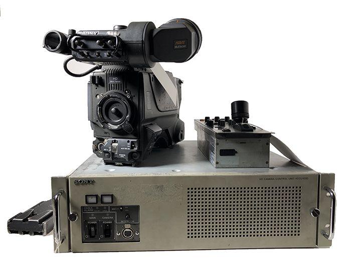 Sony HDC-1500 Camera Channel
