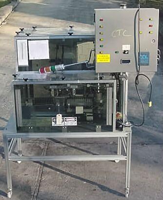 CCL 230-X Y Table, Pressure Sensitive Labeling System