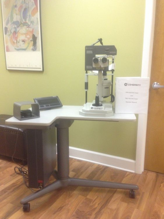 Coherent 7970 Yag Laser System with Table