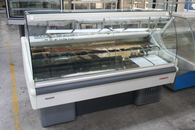 Arneg Deli display