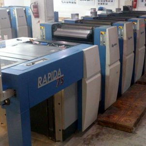 KBA Rapida 75-6 53x75