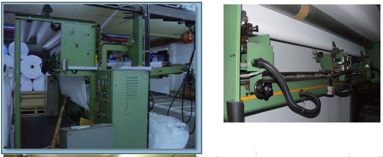 Menzel GR 1800 Cutting machine