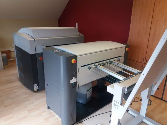 Heidelberg Suprasetter A52, Computer to Plate