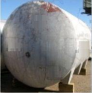 Damrow Horizontal Tank 3,500 Gallon