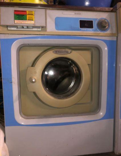 3 Electrolux W455H Automatic washing