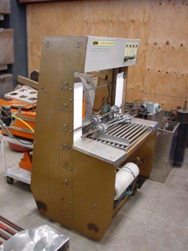Smith Bundle Wrapper 930mm W x 900mm D x 1600mm H.