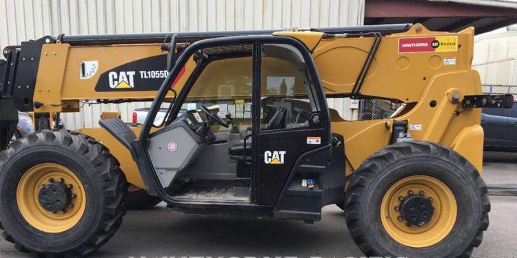 Caterpillar TL1055D Telehandler