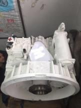 2 ZF Hurth Marine 3050A