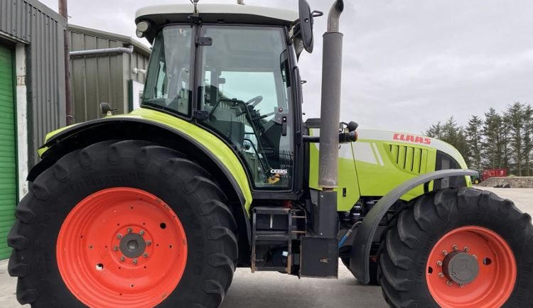 Claas 640 Arion
