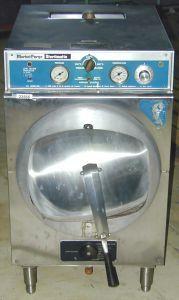 Market Forge Sterilmatic STME-L Bench-model or Floor-model Autoclave Sterilizer