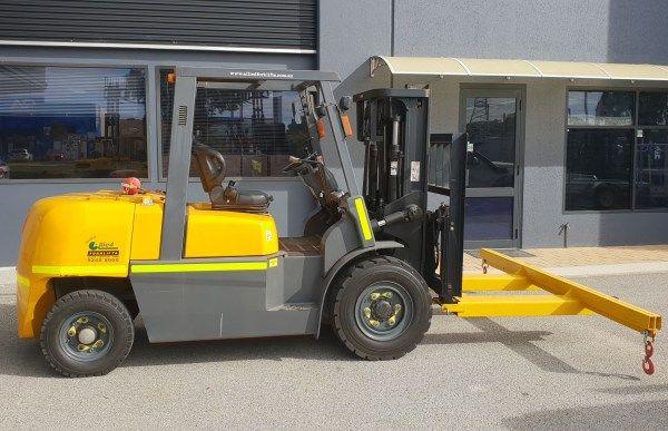 TCM Diesel Forklift FD50T9 4000kg