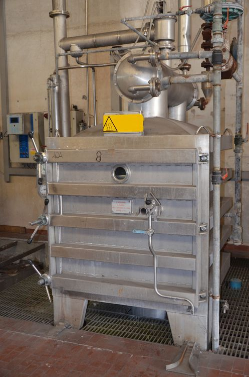 Obem MBC 85 Hank dyeing machines