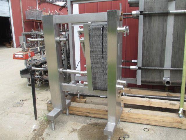 APV SR-21 Plate Heat Exchanger
