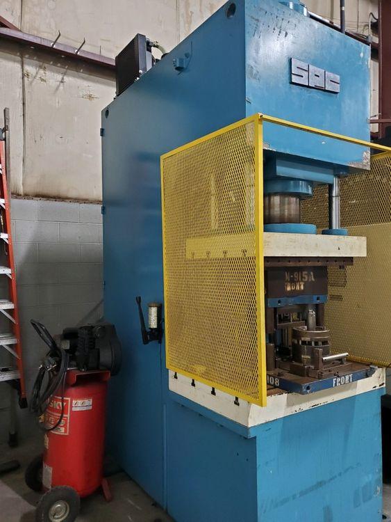 SPC CPS-200 Hudraulic Press 200 Ton