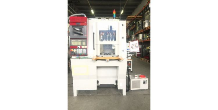 Willemin Macodel W401 3 Axis
