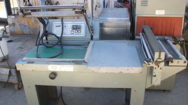 Weldotron 6020 L Bar Sealer