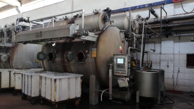 3 Dilmenler HT Dyeing 300-1200 Kg