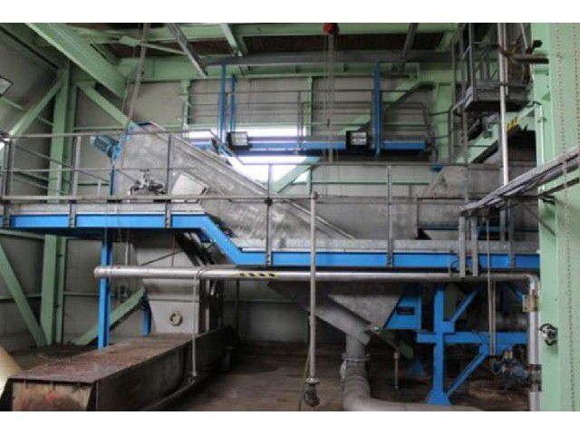 Others Wood Chip Pulp Line