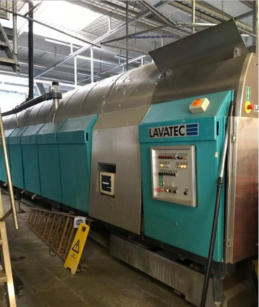 Lavatec LT 35 Tunnel washer