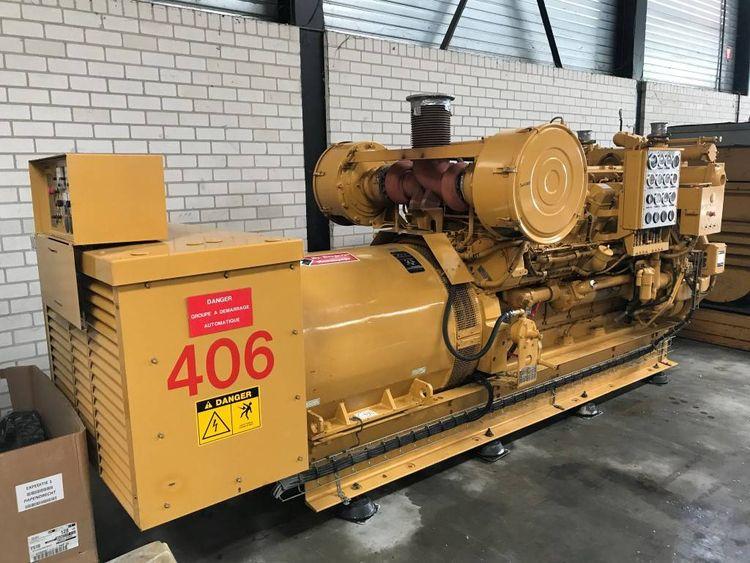 Caterpillar 3512 Generator Set 1275 kVa