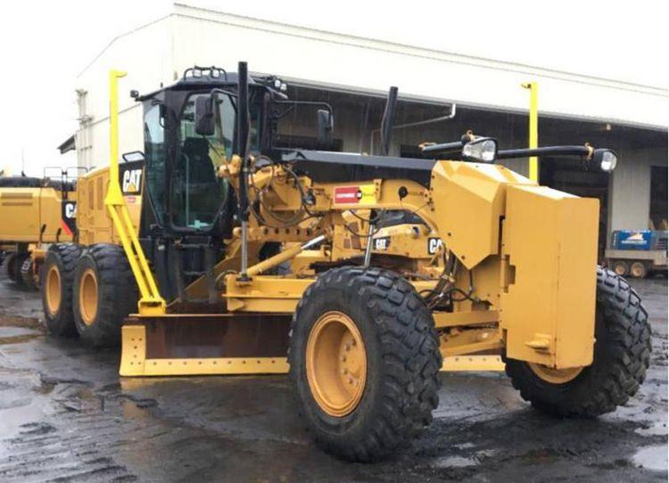Caterpillar 140M3 Motor Graders