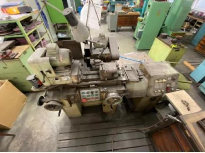 TOS Engine Lathe Variable BUA 16