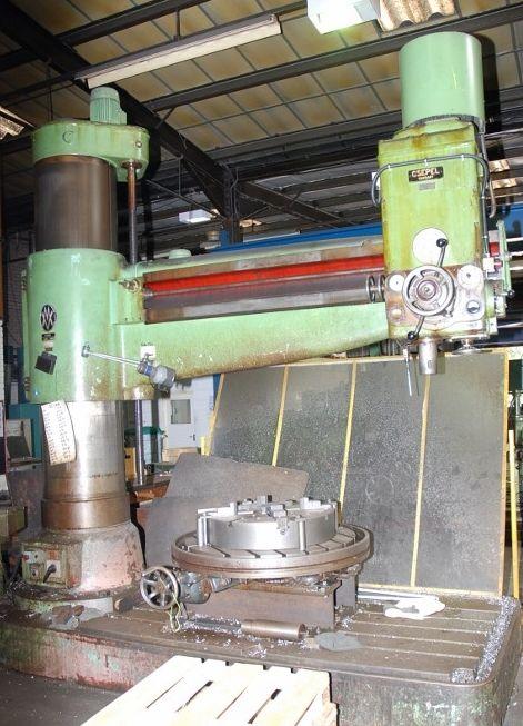 Csepel RF51/A 1500 rpm