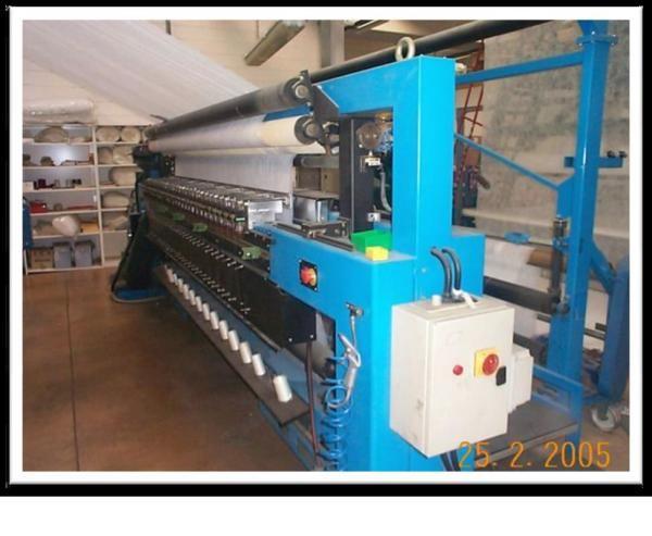 Sotexi L2000 Quilting machine