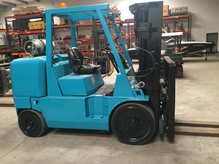 Mitsubishi 15,000 lb