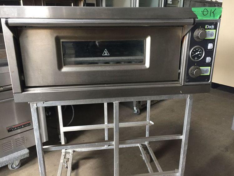 Moretti Forni PM 60.60 Deck Pizza Oven
