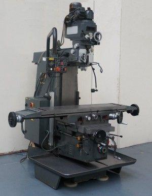 Ajax, Lagun FTV152 Universal Milling Machine 4000 rpm