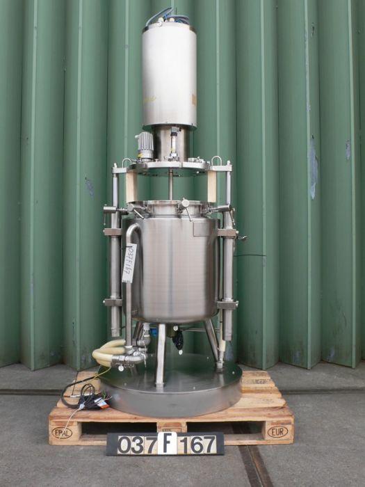 Packo 70 Ltr Reactor
