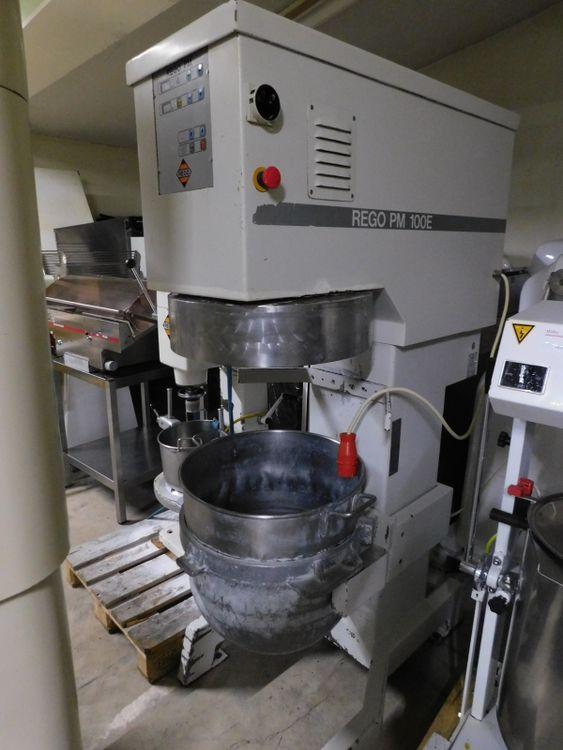 Rego Pm 100 E Planetary mixer