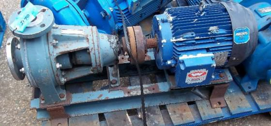 Girdlestone 11BS2G Pump