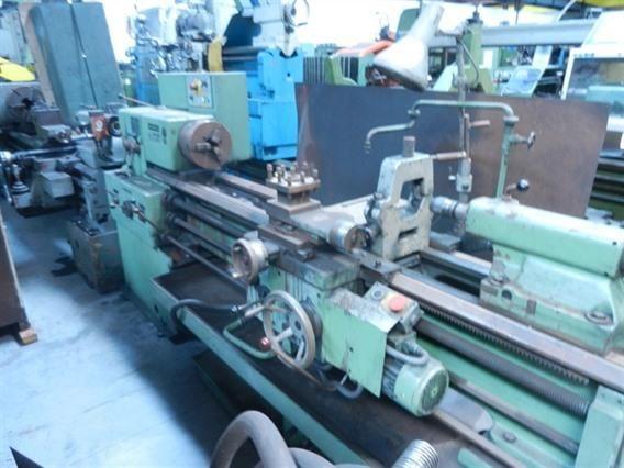TOS Engine Lathe 2000 rpm SN40C, Ø400 x 1500 mm