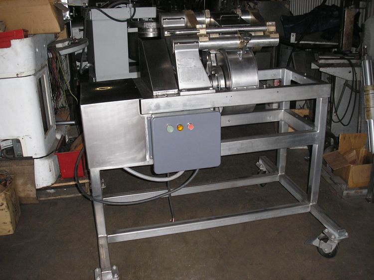 Others H-A URSCHEL Model H-A Refurbished with all new knives and stainless feed chutes