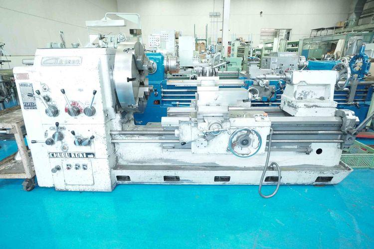 Engine Lathe 825 rpm Chubu Koki CLL-1500