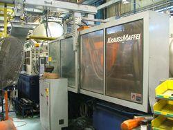 Krauss Maffei Injection moulding machines 420 T