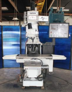 Hurco Hawk 5 SSM vertical 3800 rpm