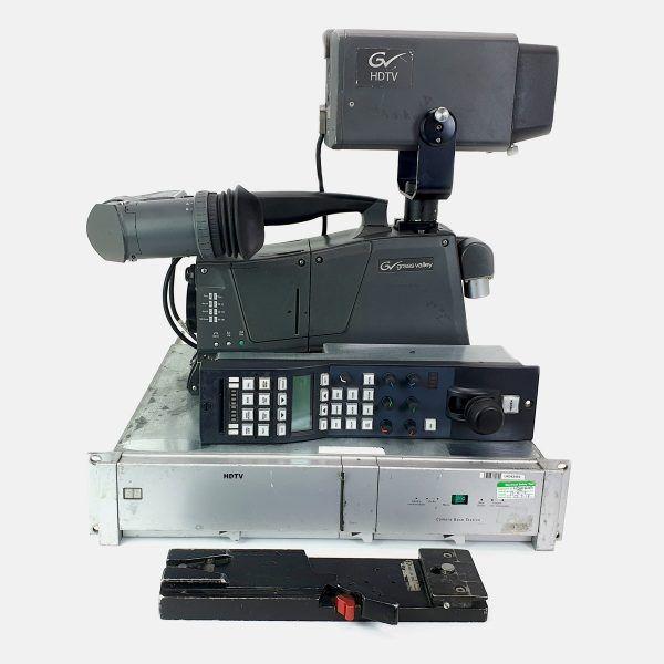 Grass Valley LDK-6000 camera channel