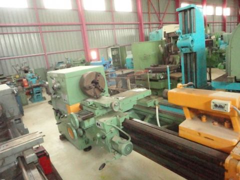 Others Engine Lathe Variable 2000x680mm DIAMETER