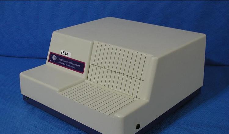 Cambridge 7630 Microplate Fulorometer