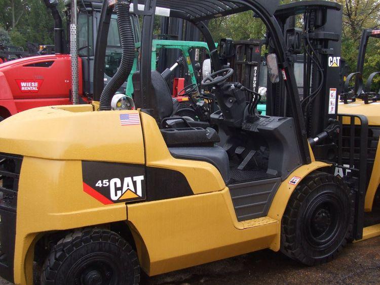 CAT Lift Trucks DP45N