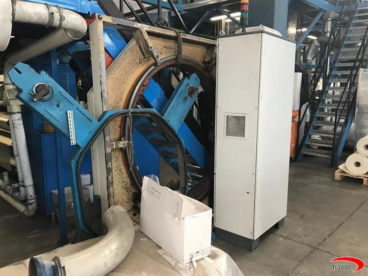 Kundig AUTOMATIC THICKNESS CONTROL