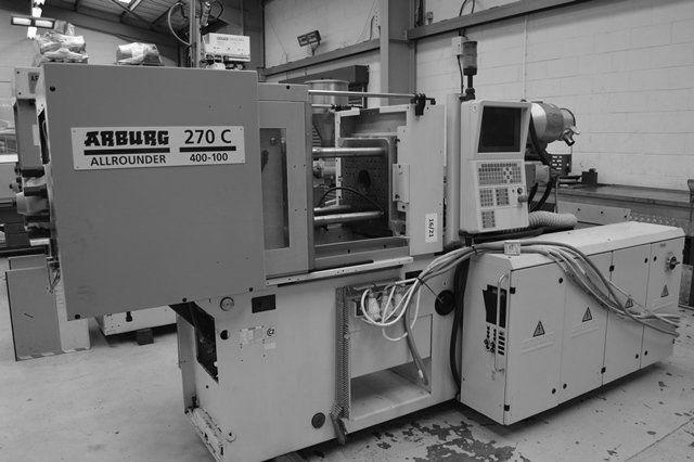 Arburg 270C 400-100 100 T
